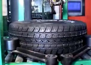 大王轮胎生产