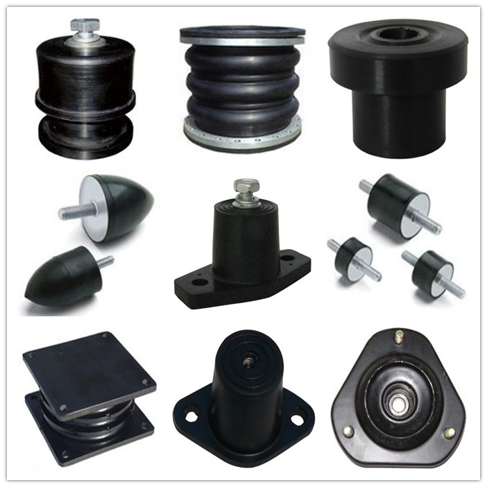 橡胶减震器的特性及应用
